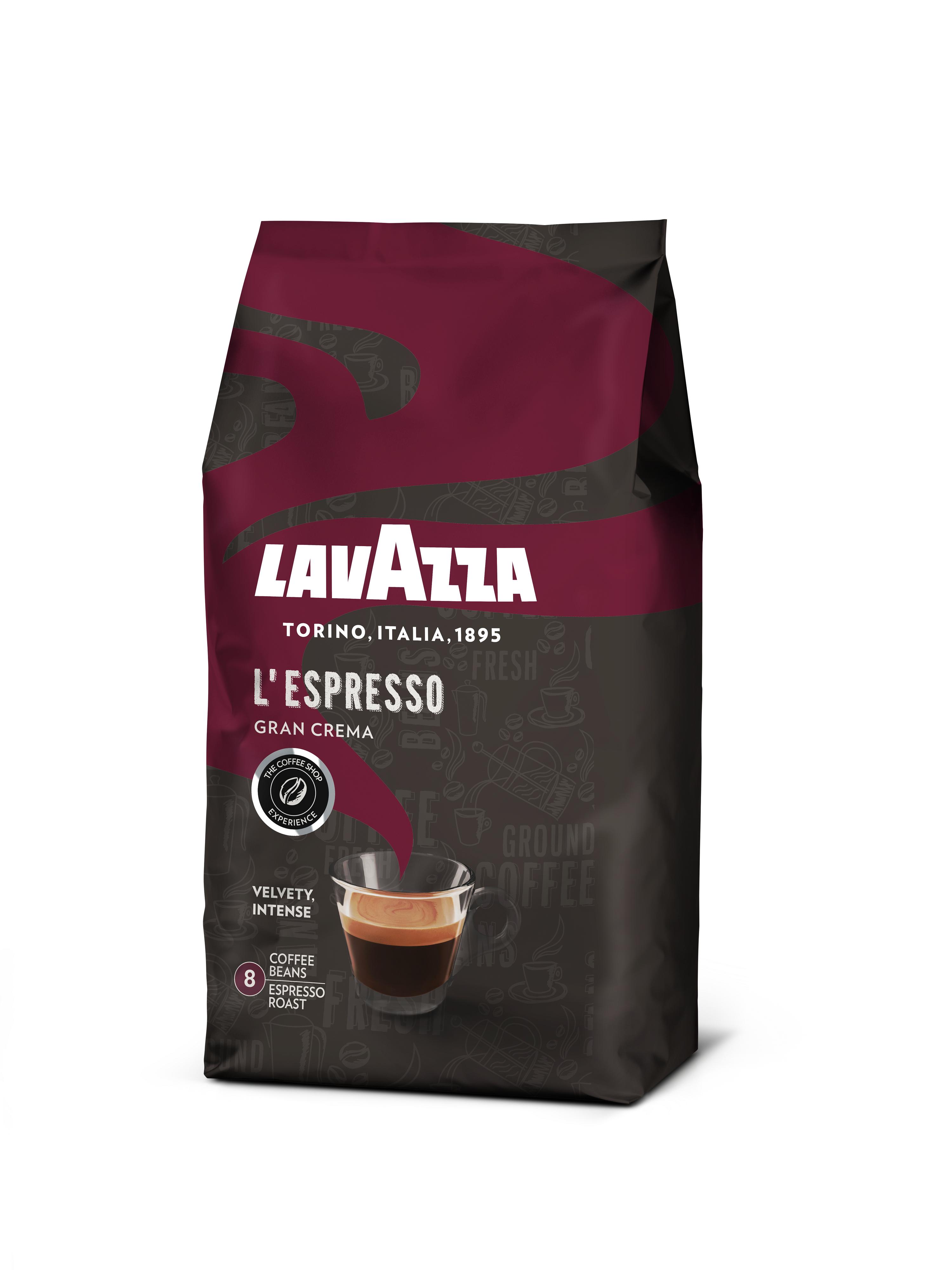 Lavazza L'Espresso Gran Crema koffiebonen