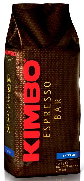 Kimbo Extreme 1kg: Koffiebonen