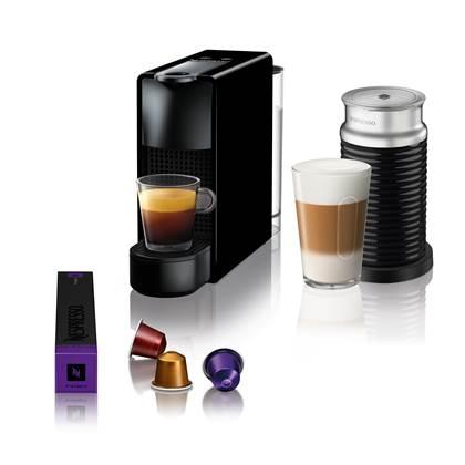 Nespresso Krups Essenza Mini XN1118 + Melkopschuimer