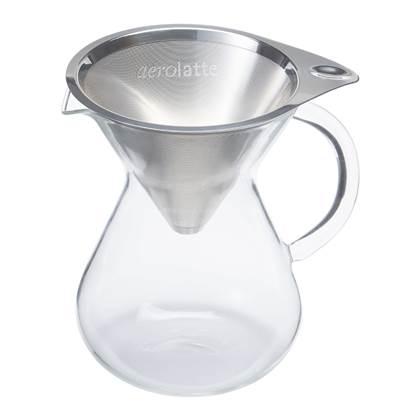 Aerolatte Koffiekan met Microfilter 0