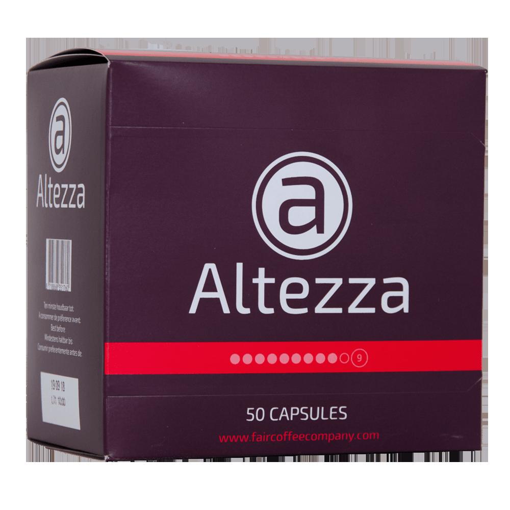 Altezza - nespresso - Capsules voor Nespresso®