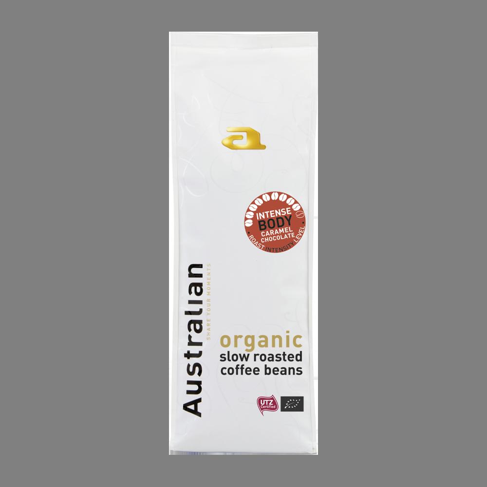 Australian - koffiebonen - Intense Body (Organic)