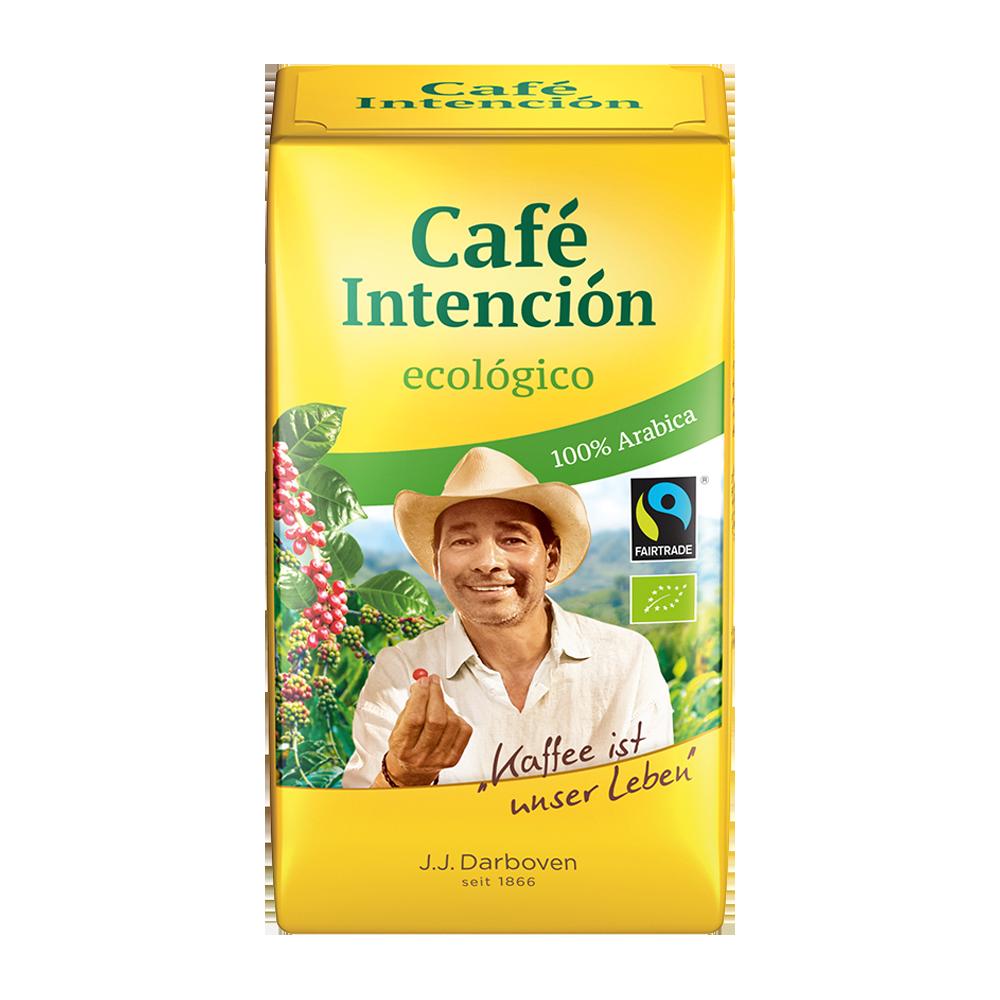 Café Intención - gemalen koffie - Ecológico (Organic)