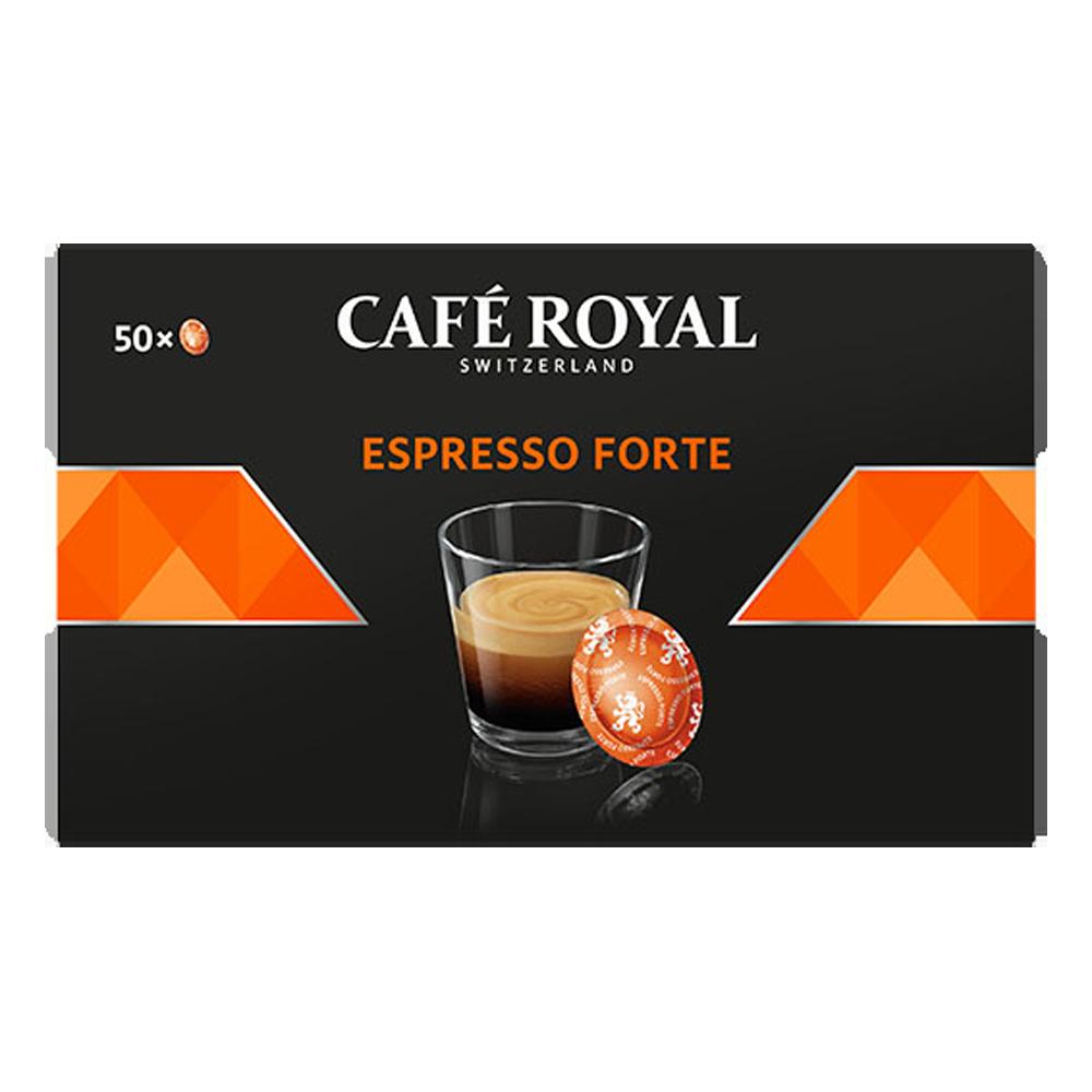 Café Royal - Office Pads NESPRESSO® - Espresso Forte