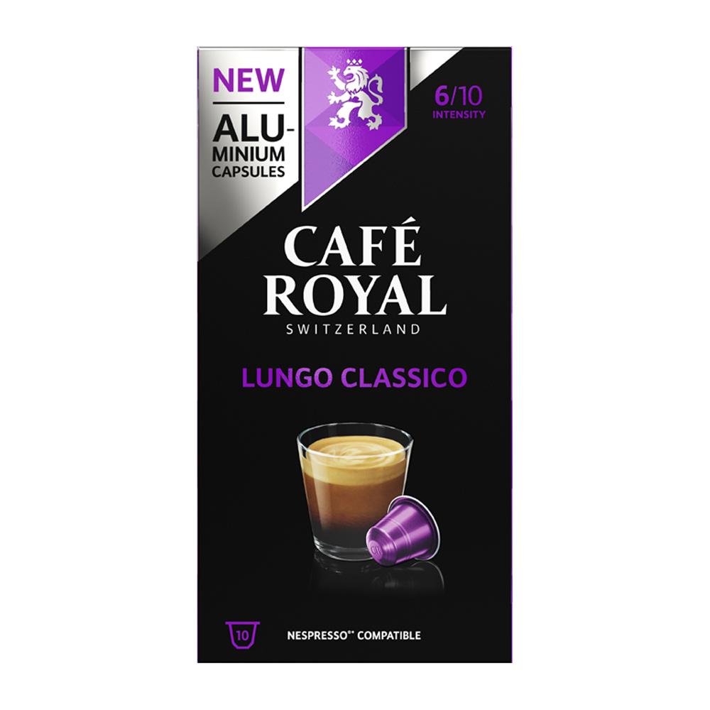 Café Royal - nespresso - Lungo Classico