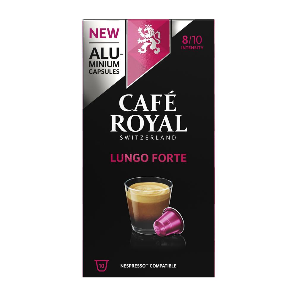 Café Royal - nespresso - Lungo Forte