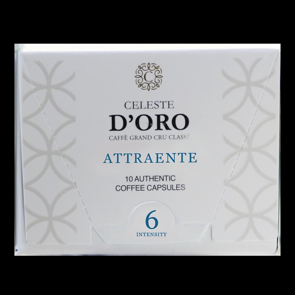 Celeste d'Oro - nespresso compatible - Attraente Lungo
