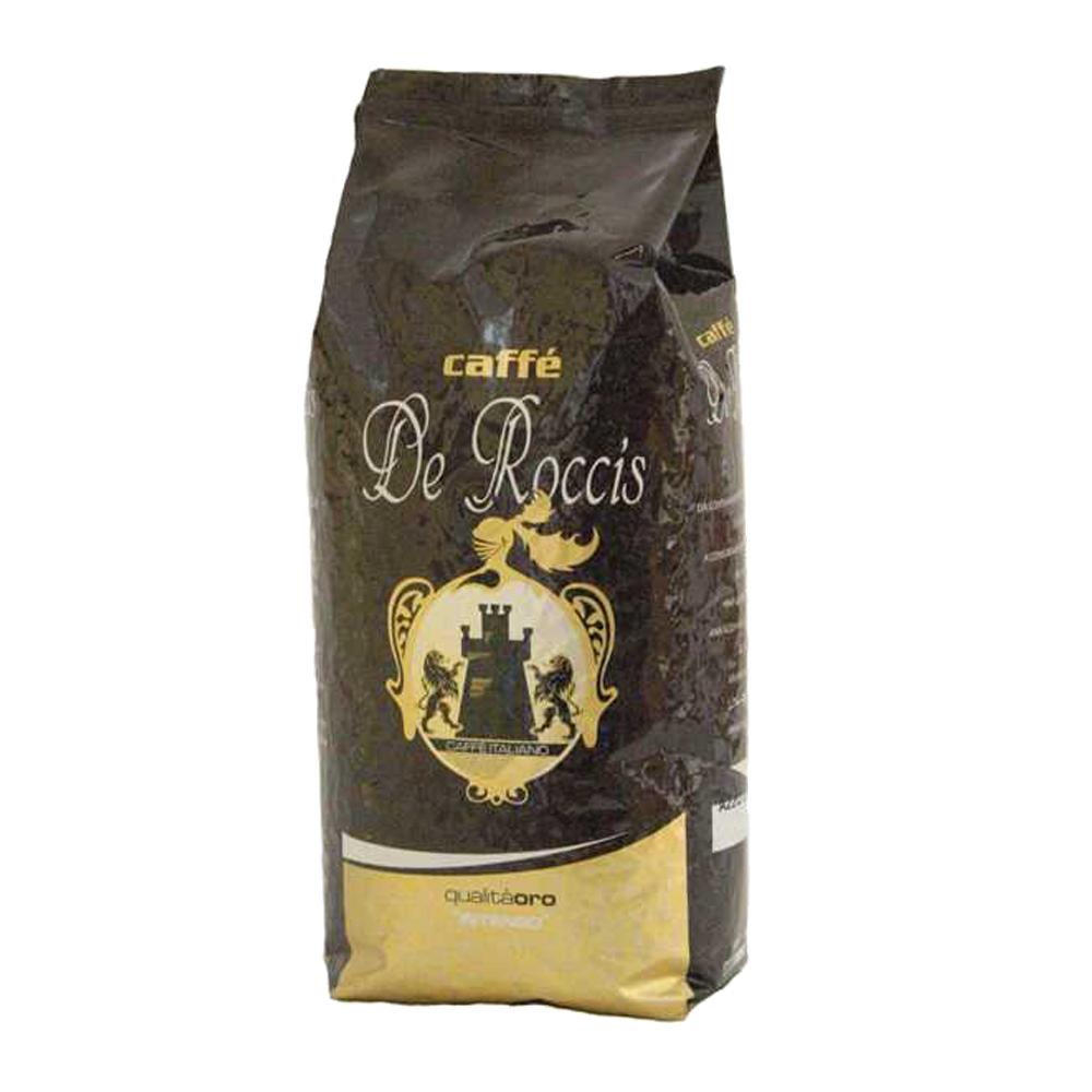 De Roccis - koffiebonen - Qualità Oro Intenso