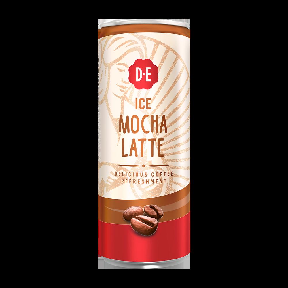 Douwe Egberts - overige - Ice Mocha Latte