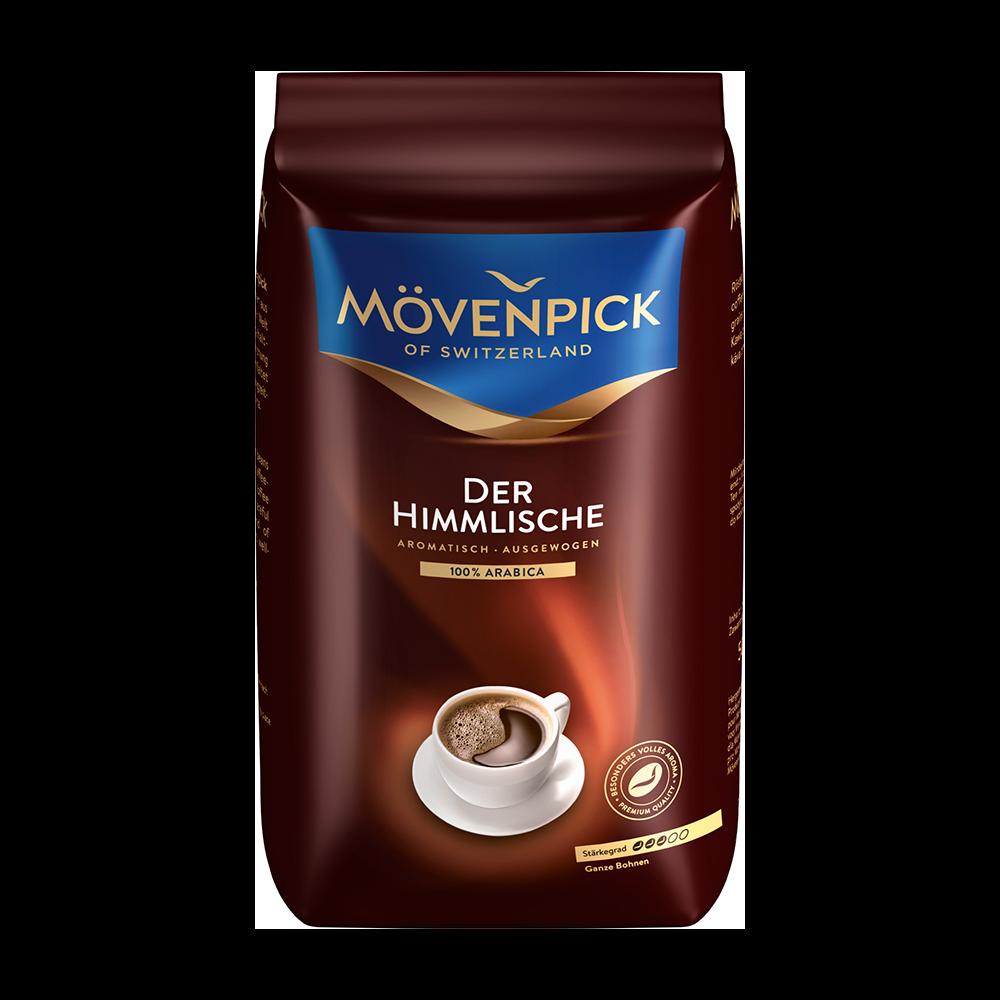 Mövenpick - koffiebonen - Der Himmlische