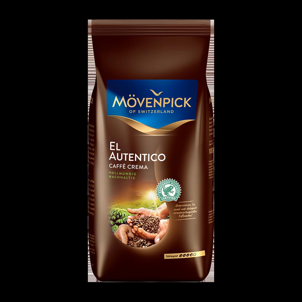Mövenpick - koffiebonen - El Autentico