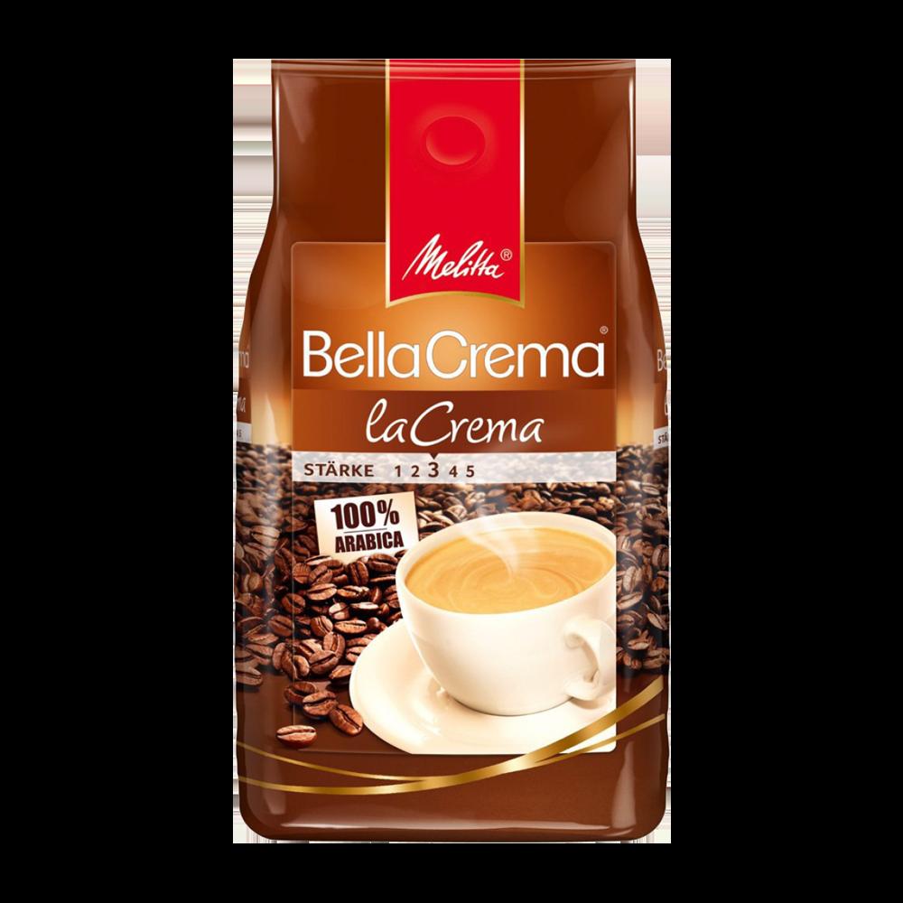 Melitta - koffiebonen - Bella Crema La Crema