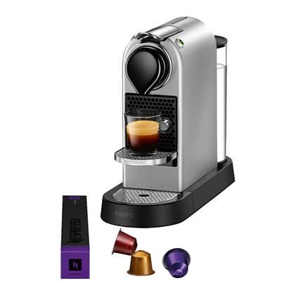 Nespresso Krups CitiZ XN741B Koffiemachine