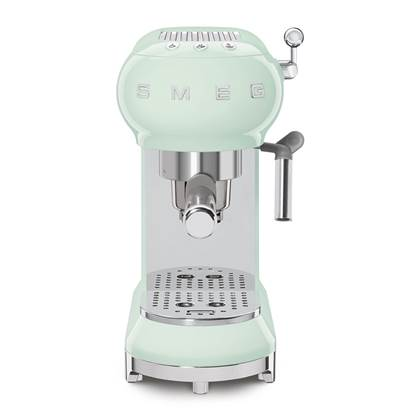 Smeg ECF01PGEU Halfautomatische Espressomachine