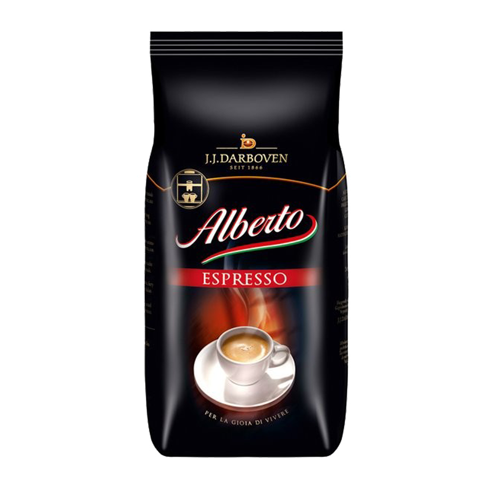 Alberto - koffiebonen - Espresso