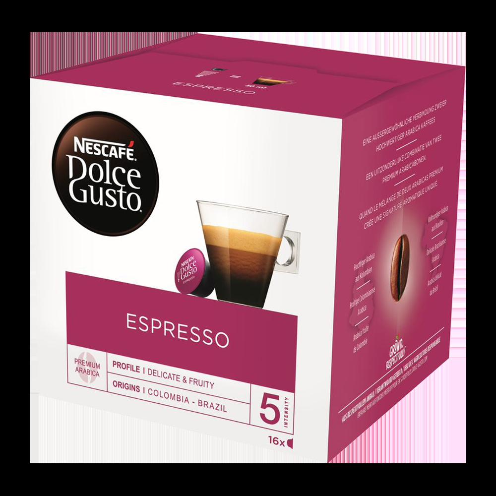 Dolce Gusto - Espresso