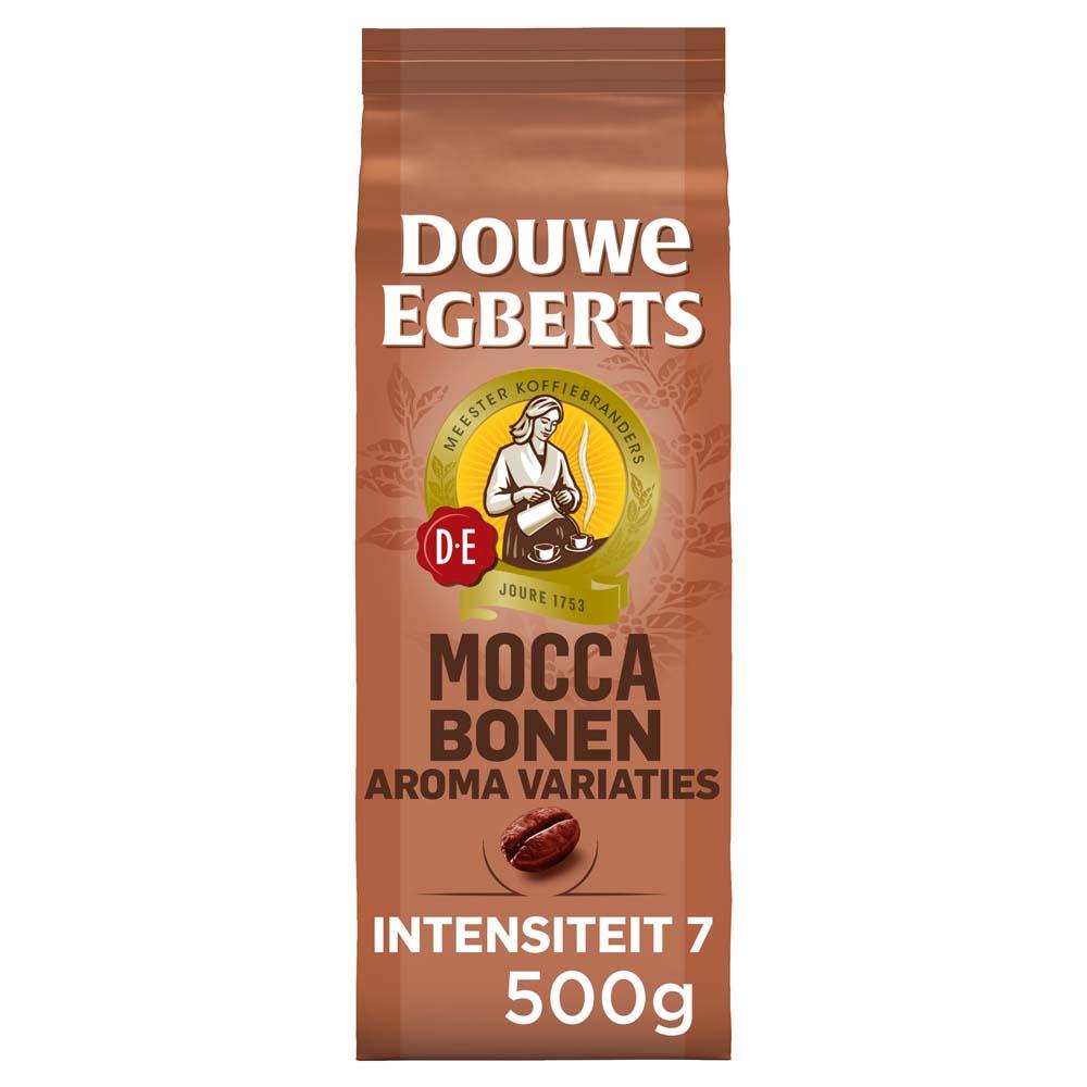 Douwe Egberts - koffiebonen - Aroma Variaties Mocca