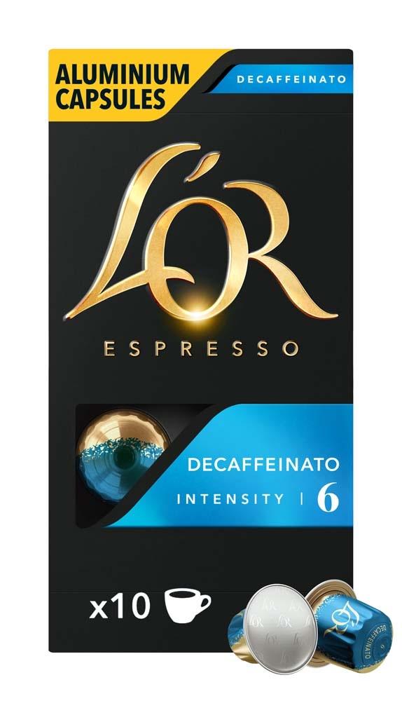 L'OR Espresso - nespresso - Decaffeinato