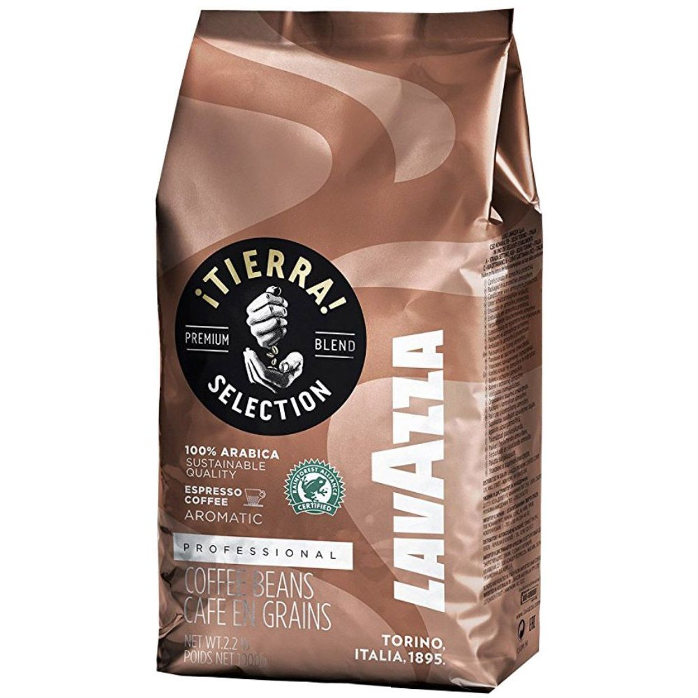 Lavazza - koffiebonen - ¡Tierra! Selection
