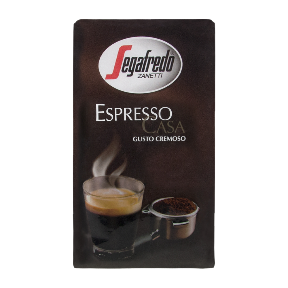 Segafredo - gemalen koffie - Espresso Casa