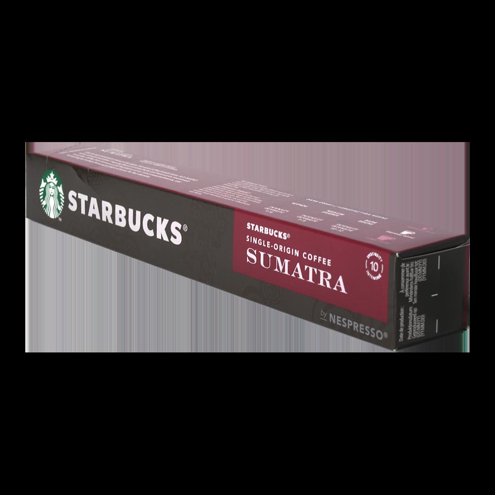 Starbucks - nespresso - Sumatra