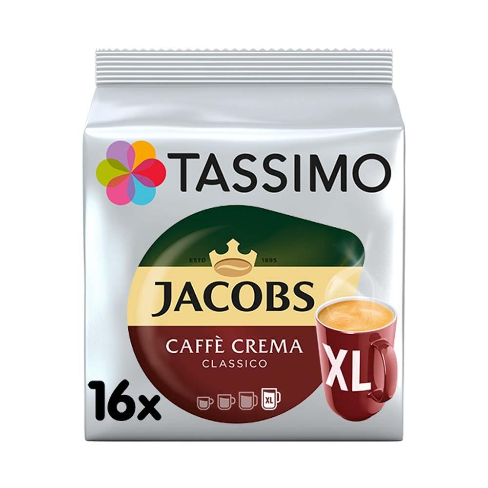 Tassimo - Jacobs Caffè Crema Classico XL