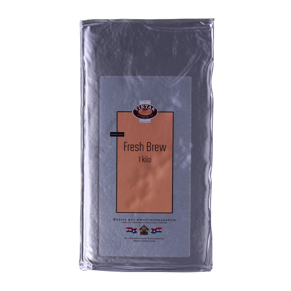 Tiktak - gemalen koffie - Fresh Brew Extra