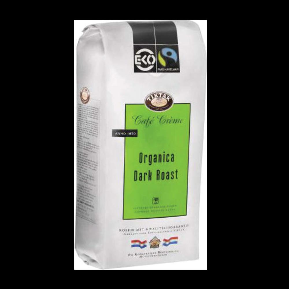 Tiktak - koffiebonen - Organica Dark Roast (Organic)