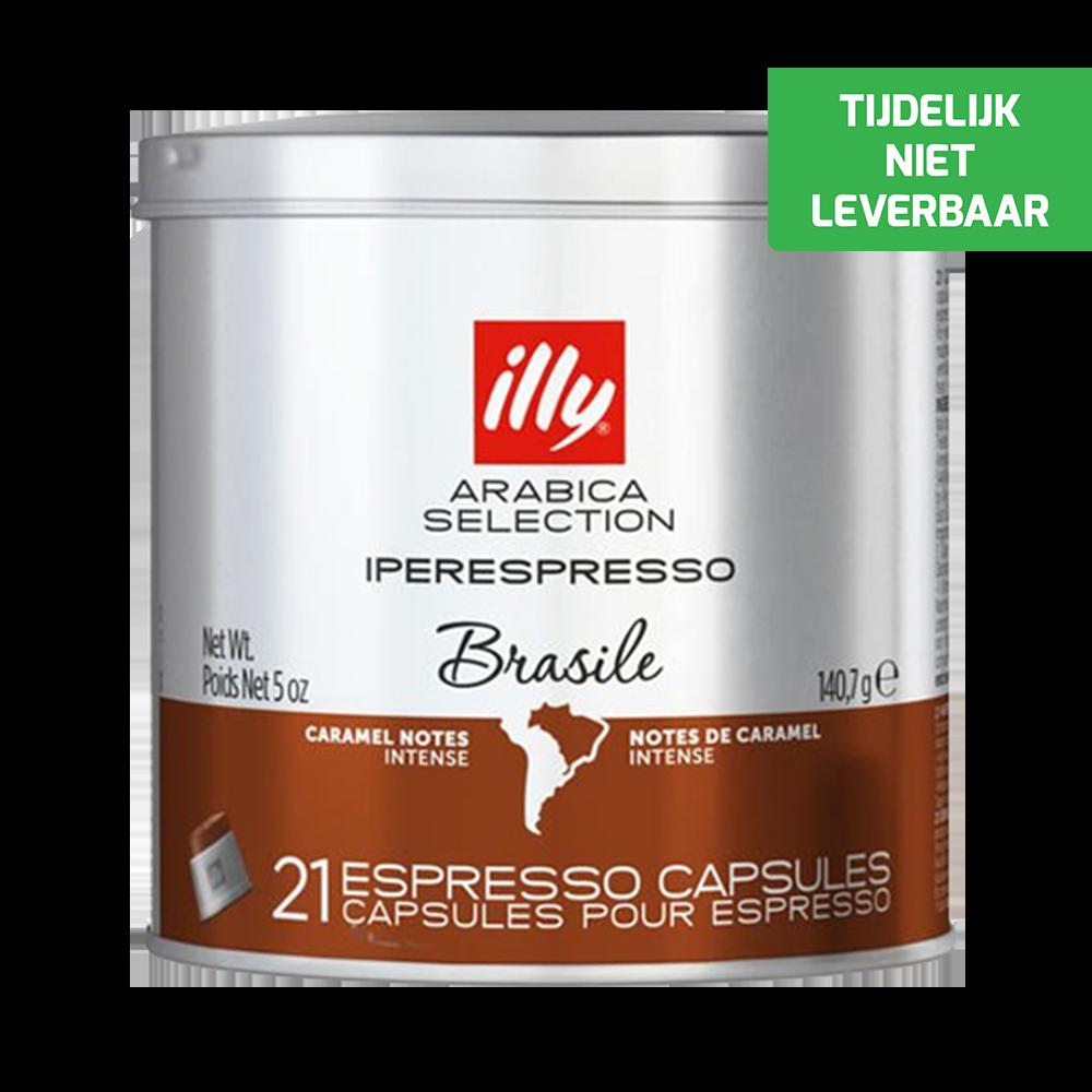 illy - iperespresso - Arabica Selection Brazilië