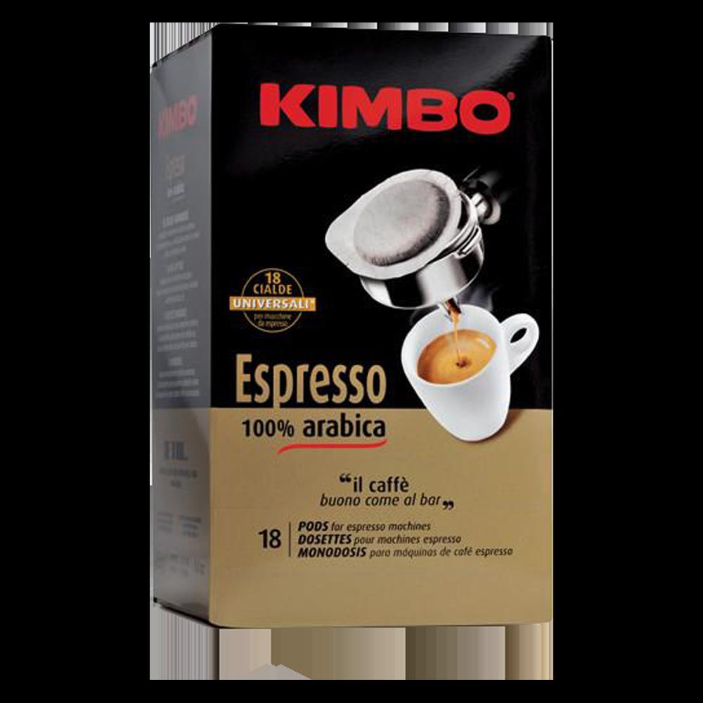Kimbo - E.S.E. Serving - Espresso Arabica