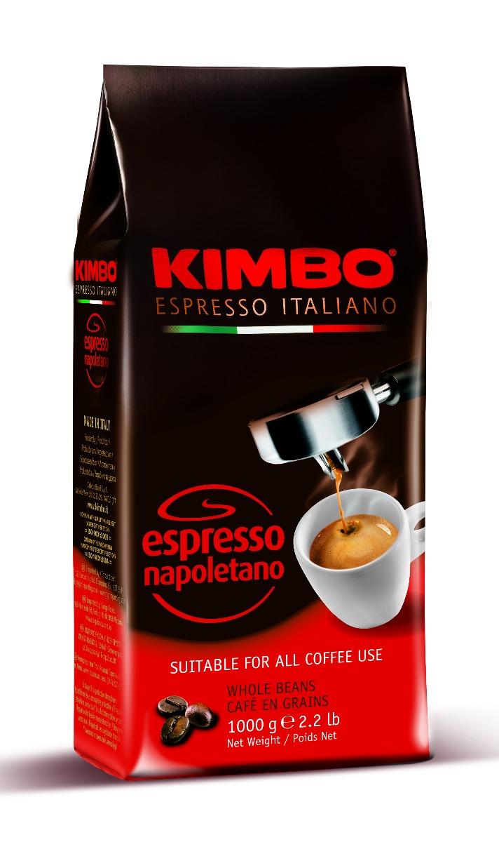 Kimbo - koffiebonen - EspressoNapoletano