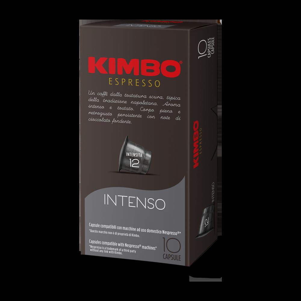 Kimbo - nespresso - Intenso Espresso