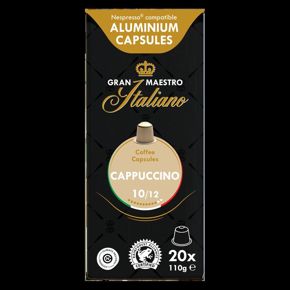 Gran Maestro Italiano - nespresso compatible - Cappuccino