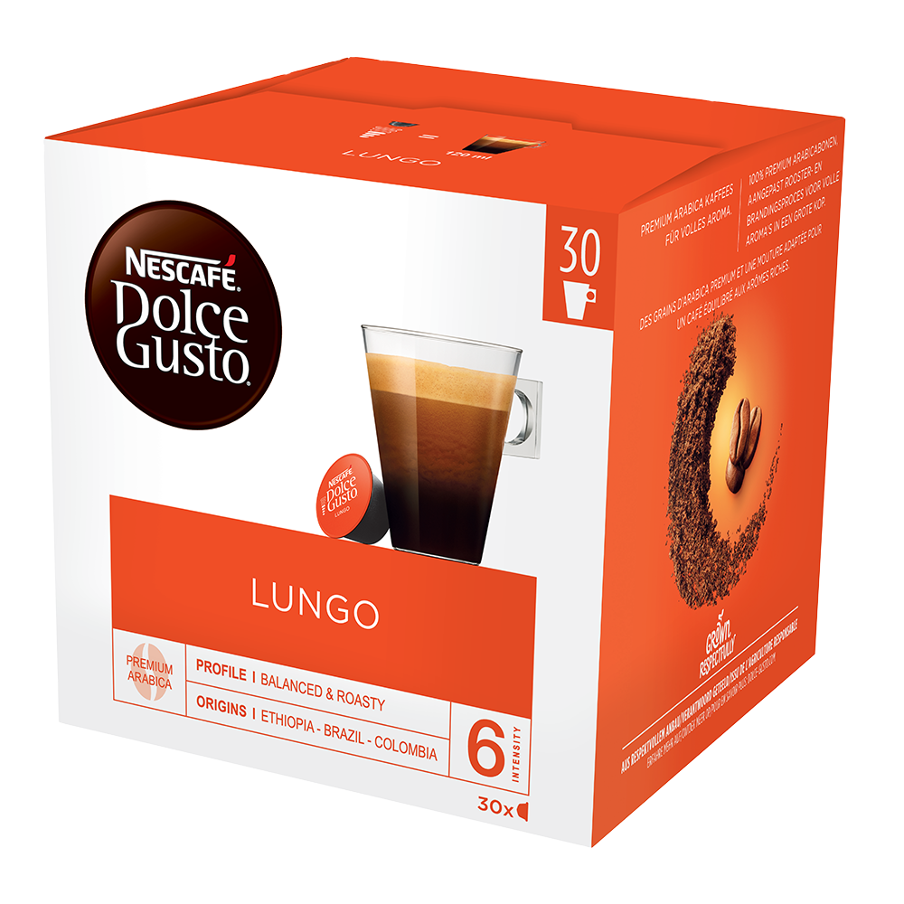 Dolce Gusto - Cafe Lungo XL