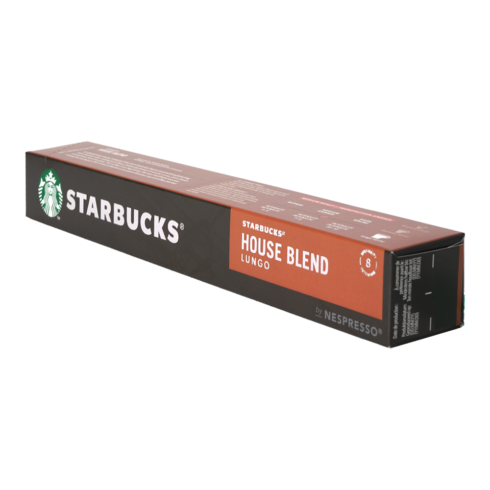 Starbucks - Nespresso compatible - House Blend Lungo